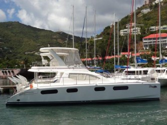 Catamarans LUCY & GRACE, Manufacturer: ROBERTSON & CAINE, Model Year: 2011, Length: 47ft, Model: Leopard 47 PC , Condition: USED, Listing Status: NOT ACTIVE, Price: USD 389000