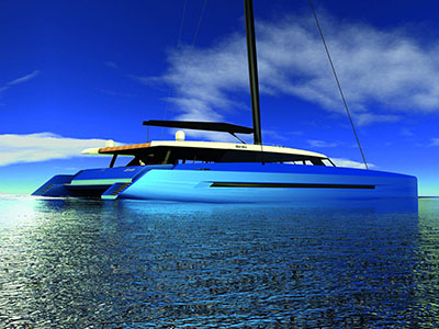 New Sail Catamarans for Sale  Sunreef 156 Ultimate