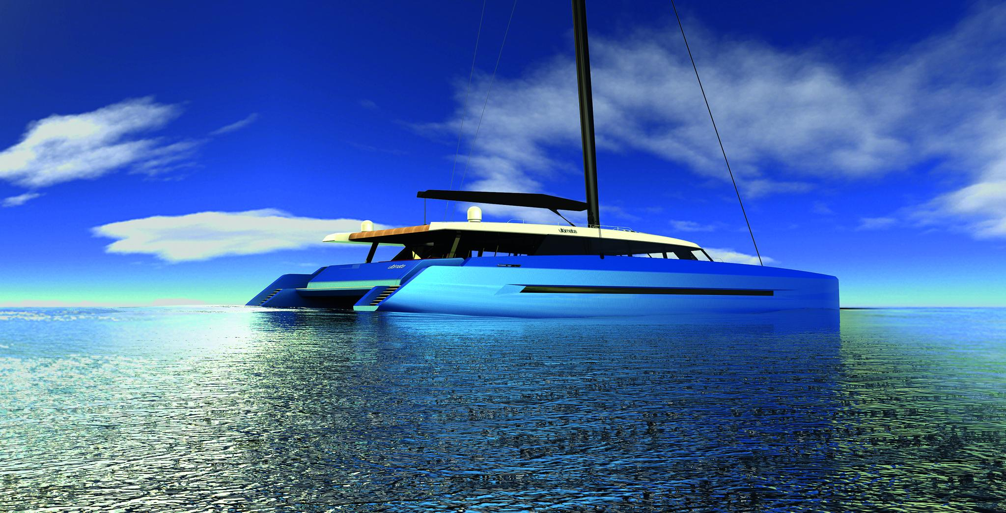 Catamaran for Sale Sunreef 156 Ultimate  in Gdansk Poland BROCHURE-SUNREEF 156 ULTIMATE   Brochure Sail