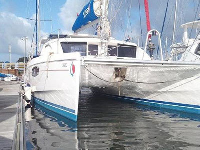 Catamarans SOIZIC, Manufacturer: ROBERTSON & CAINE, Model Year: 2011, Length: 37ft, Model: Leopard 38, Condition: Preowned, Listing Status: Catamaran for Sale, Price: USD 205000