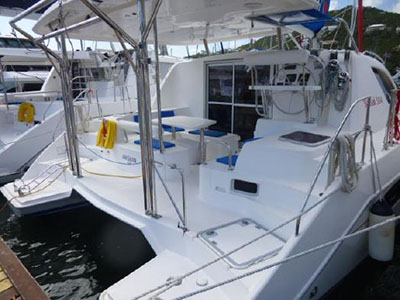 Catamarans ARGUIN, Manufacturer: ROBERTSON & CAINE, Model Year: 2011, Length: 37ft, Model: Leopard 38, Condition: Preowned, Listing Status: Catamaran for Sale, Price: USD 193014
