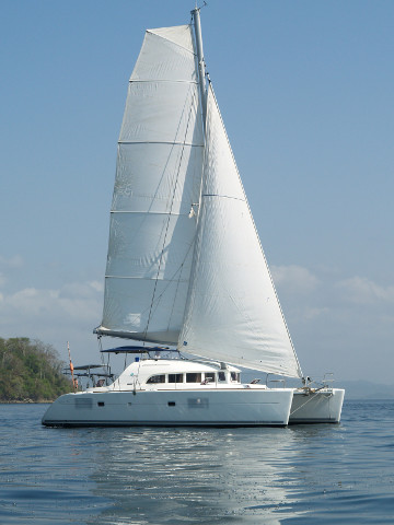 Preowned Sail Catamarans for Sale 2011 Lagoon 380 S2