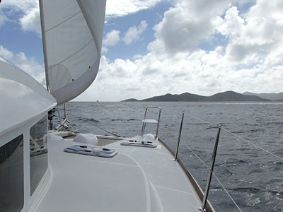 Used Sail Catamaran for Sale 2010 Lagoon 380 S2