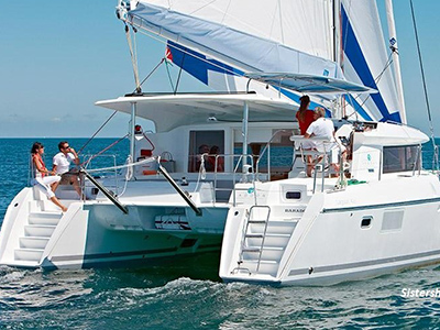 Catamarans DAR'YA, Manufacturer: LAGOON, Model Year: 2014, Length: 42ft, Model: Lagoon 421, Condition: Preowned, Listing Status: INTERNAL BOATS, Price: USD 358183