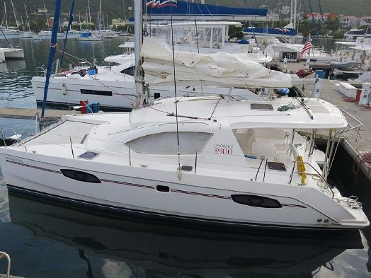 Catamarans SNOOZE ROOSTER, Manufacturer: ROBERTSON & CAINE, Model Year: 2013, Length: 39ft, Model: Leopard 39, Condition: Preowned, Listing Status: Catamaran for Sale, Price: USD 290000