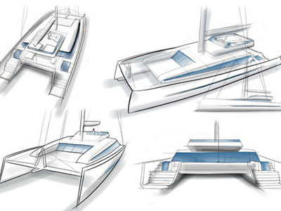Catamarans NEW BUILD, Manufacturer: LAGOON, Model Year: , Length: 90ft, Model: Philippe Briand 90 Custom, Condition: New, Listing Status: Catamaran for Sale, Price: USD