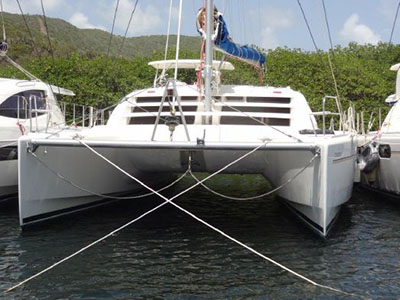 Catamarans LAURA ANN, Manufacturer: ROBERTSON & CAINE, Model Year: 2010, Length: 46ft, Model: Leopard 46 , Condition: Preowned, Listing Status: Catamaran for Sale, Price: USD 349900