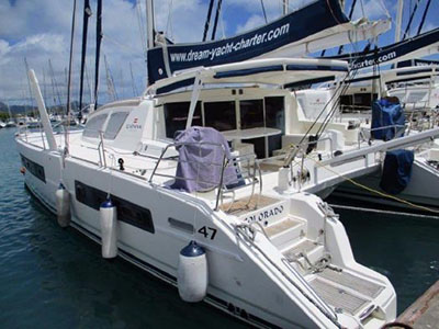 Catamarans COLORADO , Manufacturer: CATANA, Model Year: 2011, Length: 46ft, Model: Catana 47 , Condition: USED, Listing Status: Coming Soon, Price: EURO 372000