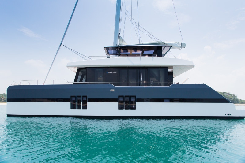 View Full Specs on Sunreef Supreme 68