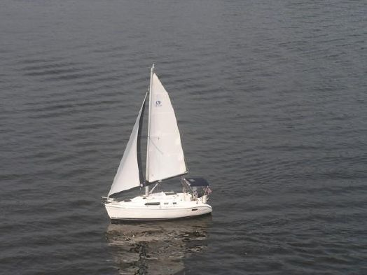 SOLD Hunter 306  in Annapolis Maryland (MD)  DOMINGOMAN  Preowned Sail