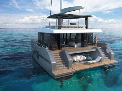 Catamarans SUNREEF SUPREME 48 SAILING NEW BUILD, Manufacturer: SUNREEF YACHTS, Model Year: , Length: 47ft, Model: Sunreef Supreme 48-S, Condition: New, Listing Status: Coming Soon, Price: USD