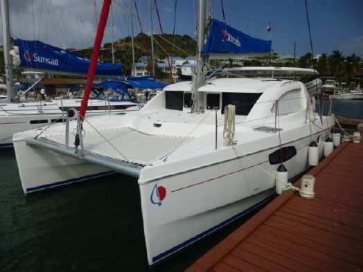 EIGHT Catamarans For Sale. 38 feet in length.  Price range s tarting from $198,000 to $205,000.