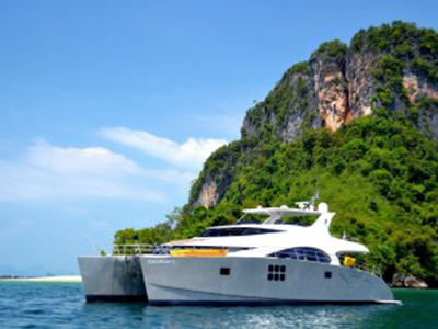 New Power Catamarans for Sale  70 Sunreef Power
