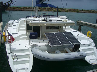 Catamarans GULLS NEST, Manufacturer: LAGOON, Model Year: 2008, Length: 44ft, Model: Lagoon 440, Condition: USED, Listing Status: Under Negotiation, Price: USD 379000