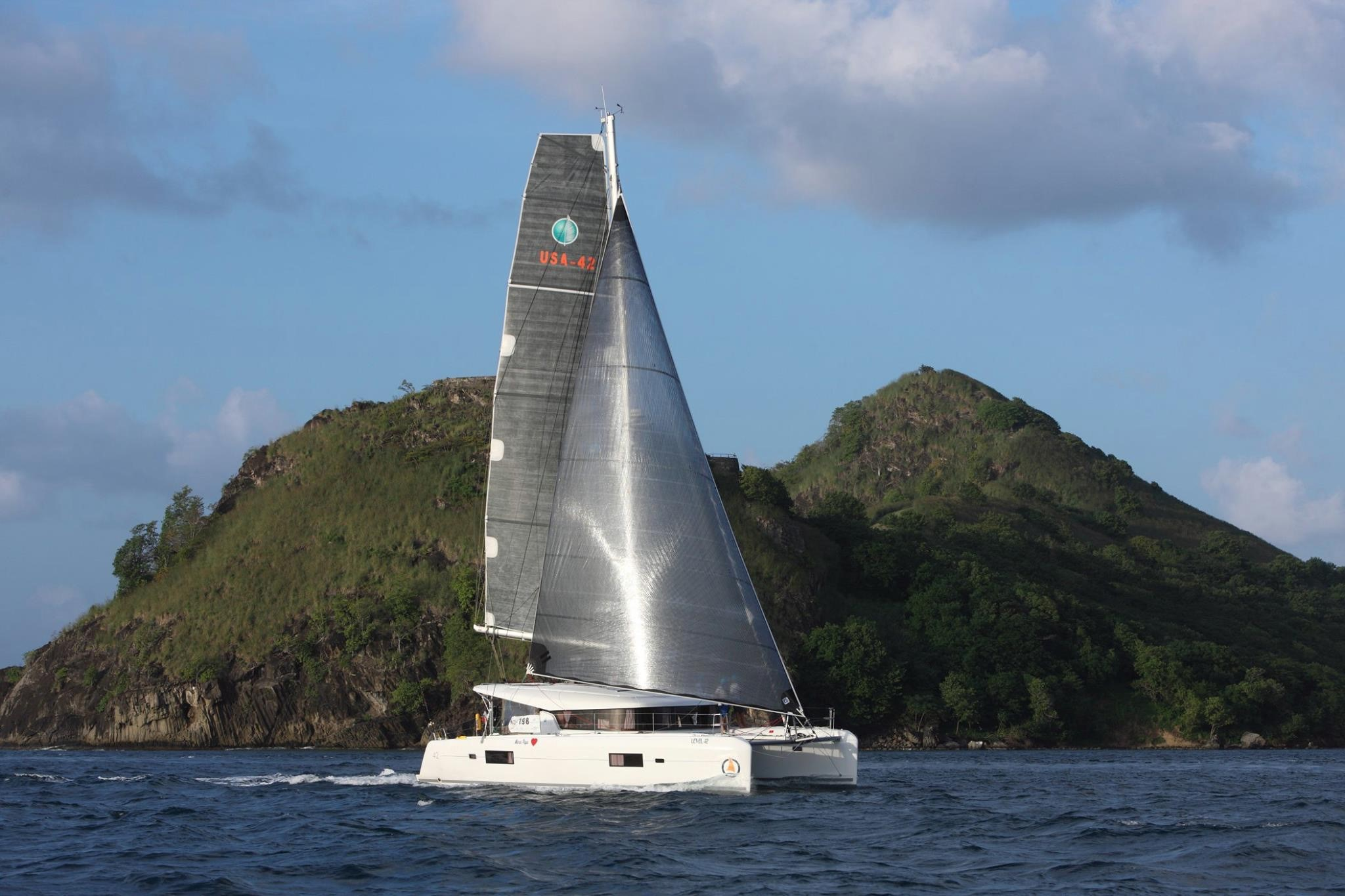 Browse 13 Catamarans For Sale 