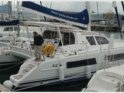 Preowned Sail Catamarans for Sale 2012 Catana 42