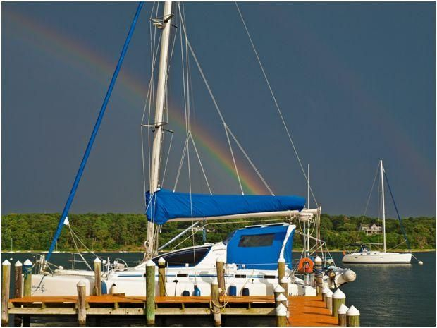 Preowned Sail Catamarans for Sale 2002 Admiral 38