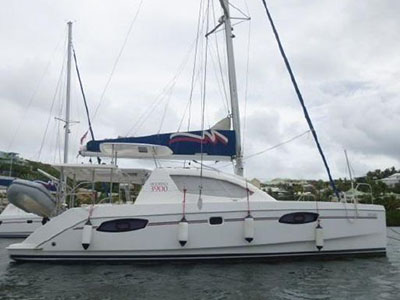 Catamarans AQUARIS, Manufacturer: ROBERTSON & CAINE, Model Year: 2012, Length: 39ft, Model: Leopard 39, Condition: Preowned, Listing Status: Catamaran for Sale, Price: USD 250000