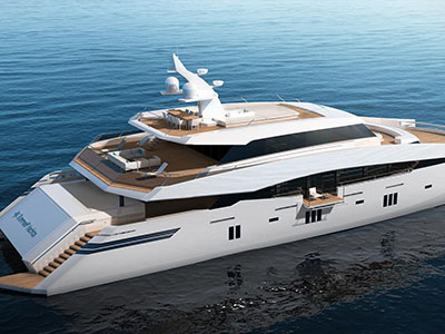 New Power Catamarans for Sale  150 Sunreef Power