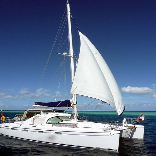 Catamarans LADY JESSAMINE, Manufacturer: ALLIAURA MARINE, Model Year: 2003, Length: 44ft, Model: Privilege 435 EZC, Condition: USED, Listing Status: Catamaran for Sale, Price: USD 360000