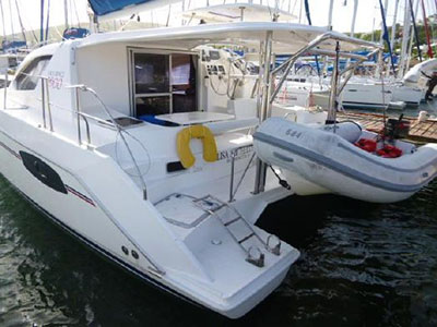 Catamarans LISA MICHELLE 2, Manufacturer: ROBERTSON & CAINE, Model Year: 2012, Length: 39ft, Model: Leopard 39, Condition: Preowned, Listing Status: SOLD, Price: USD 260000