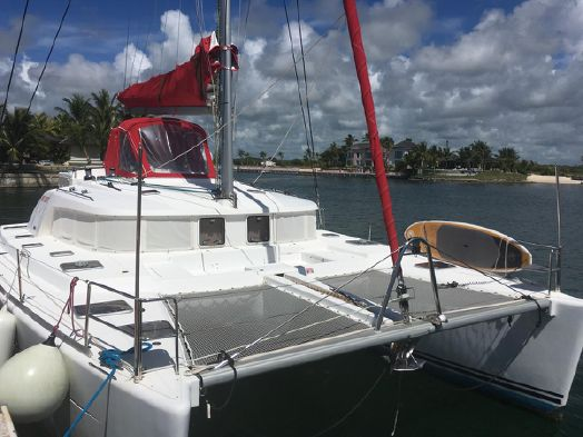 SOLD Lagoon 440  in Casa de Campo Dominican Republic MY LIFE Vessel Summary Preowned Sail