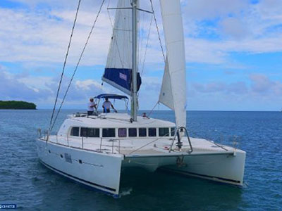 Catamarans ANGIE, Manufacturer: LAGOON, Model Year: 2009, Length: 51ft, Model: Lagoon 500, Condition: Preowned, Listing Status: Catamaran for Sale, Price: USD 428364