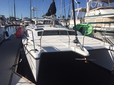 Catamarans SANDY CAT, Manufacturer: PERFORMANCE CRUISING, Model Year: 2010, Length: 33ft, Model: Gemini 105Mc, Condition: Preowned, Listing Status: NOT ACTIVE, Price: USD 149000