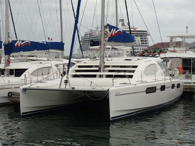 Catamarans SURNAGE, Manufacturer: ROBERTSON & CAINE, Model Year: 2009, Length: 46ft, Model: Leopard 46 , Condition: Preowned, Listing Status: SOLD, Price: USD 339000