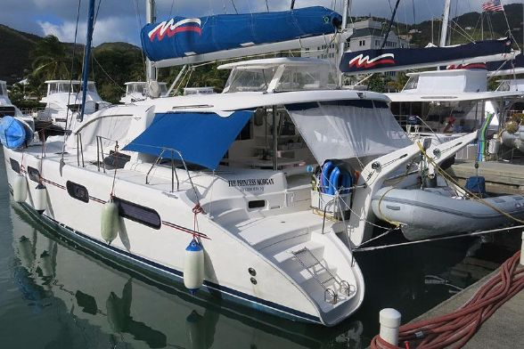 Preowned Sail Catamarans for Sale 2012 Leopard 46