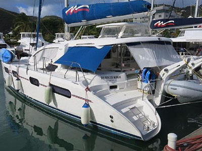 Catamarans THE PRINCESS MORGAN, Manufacturer: ROBERTSON & CAINE, Model Year: 2012, Length: 46ft, Model: Leopard 46 , Condition: USED, Listing Status: Coming Soon, Price: USD 420000