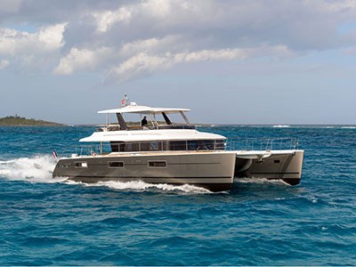 New Power Catamarans for Sale 2018 Lagoon 630MY