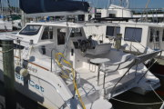 Catamarans BAYCAT, Manufacturer: GEMINI CATAMARANS, Model Year: 2013, Length: 34ft, Model: Legacy 35, Condition: Used, Listing Status: Catamaran for Sale, Price: USD 199000