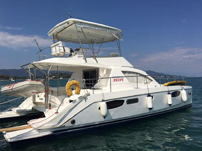 Catamarans AHOY MEJOR, Manufacturer: ROBERTSON & CAINE, Model Year: 2012, Length: 39ft, Model: Leopard 39 PC, Condition: Preowned, Listing Status: Catamaran for Sale, Price: USD 241526