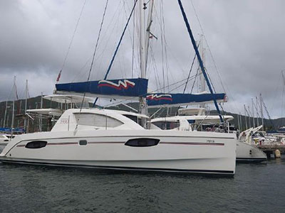 Catamarans PIPER, Manufacturer: ROBERTSON & CAINE, Model Year: 2014, Length: 37ft, Model: Leopard 39, Condition: USED, Listing Status: Coming Soon, Price: USD 280000