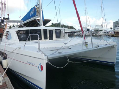 Catamarans PANACHE VI, Manufacturer: ROBERTSON & CAINE, Model Year: 2012, Length: 44ft, Model: Leopard 44, Condition: Preowned, Listing Status: Catamaran for Sale, Price: USD 375000