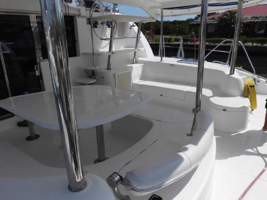 Catamarans LUNA SEA, Manufacturer: ROBERTSON & CAINE, Model Year: 2011, Length: 46ft, Model: Leopard 46 , Condition: USED, Listing Status: Catamaran for Sale, Price: USD 385000