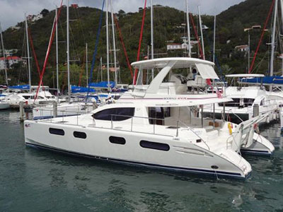 Catamarans AFTICA 4, Manufacturer: ROBERTSON & CAINE, Model Year: 2011, Length: 47ft, Model: Leopard 47 PC , Condition: USED, Listing Status: NOT ACTIVE, Price: USD 399000
