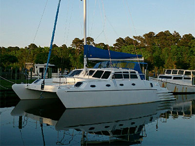 Catamarans MYSTERY, Manufacturer: NAUTICSTAR, Model Year: 2007, Length: 39ft, Model: Nauticstar 39, Condition: USED, Listing Status: Catamaran for Sale, Price: USD 149900