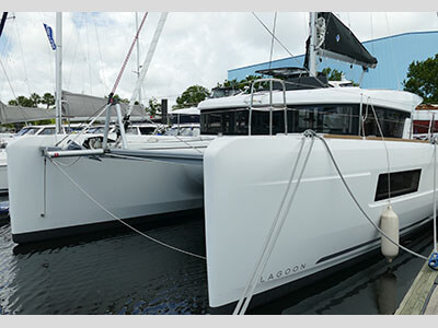 New Sail Catamaran for Sale 2018 Lagoon 40