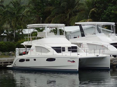 Catamarans SANDANA T2, Manufacturer: ROBERTSON & CAINE, Model Year: , Length: 39ft, Model: Leopard 39, Condition: Preowned, Listing Status: Catamaran for Sale, Price: USD 279000