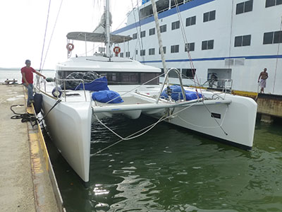 SOLD Lagoon 52  in Fort Lauderdale Florida (FL)  ELLIOT Thumbnail for Listing Preowned Sail