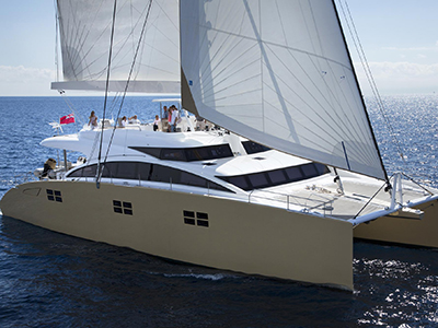 Catamaran for Sale Sunreef 82 DD  in Gdansk Poland BROCHURE-SUNREEF 82 DOUBLE DECK   Brochure Sail