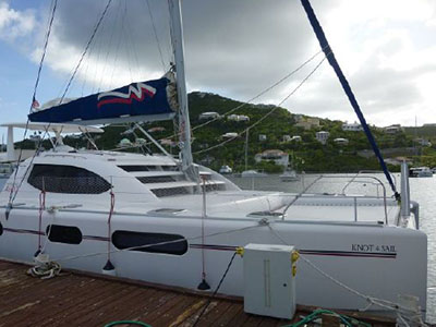 Catamarans KNOT 4 SAIL, Manufacturer: ROBERTSON & CAINE, Model Year: 2012, Length: 46ft, Model: Leopard 46 , Condition: Preowned, Listing Status: Catamaran for Sale, Price: USD 399000
