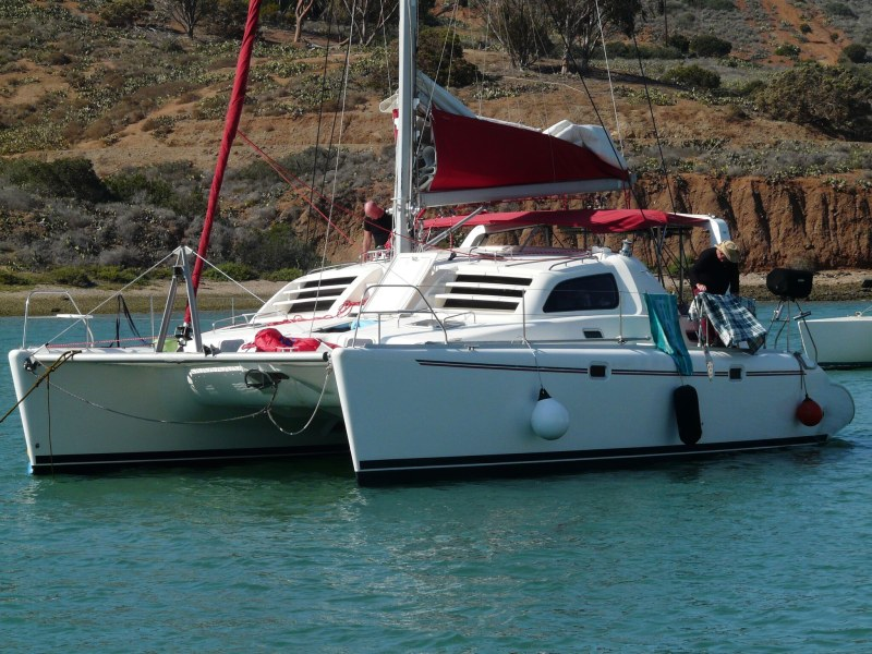 re-Owned Catamarans For sale