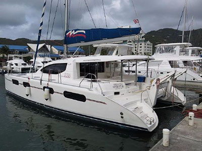 Catamarans SMOOTH OPERATOR, Manufacturer: ROBERTSON & CAINE, Model Year: 2010, Length: 46ft, Model: Leopard 46 , Condition: Preowned, Listing Status: EXPIRED, Price: USD 375000