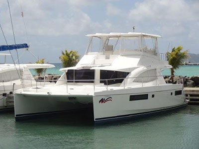 Catamarans DOUBLE D, Manufacturer: ROBERTSON & CAINE, Model Year: 2014, Length: 51ft, Model: Leopard 51PC, Condition: Preowned, Listing Status: Catamaran for Sale, Price: USD 619000