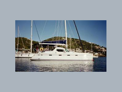 Used Sail Catamarans for Sale 2001 Privilege 435