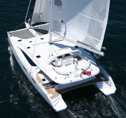 Preowned Sail Catamarans for Sale 2005 Matrix 76