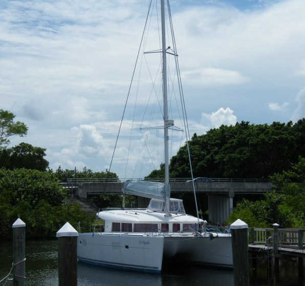 EIGHT Catamarans For Sale. 40 feet in length.